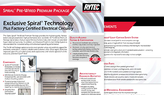 Rytec's Technical Knowledge Center