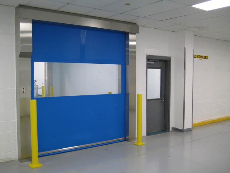 Your guide to choosing the right clean room door