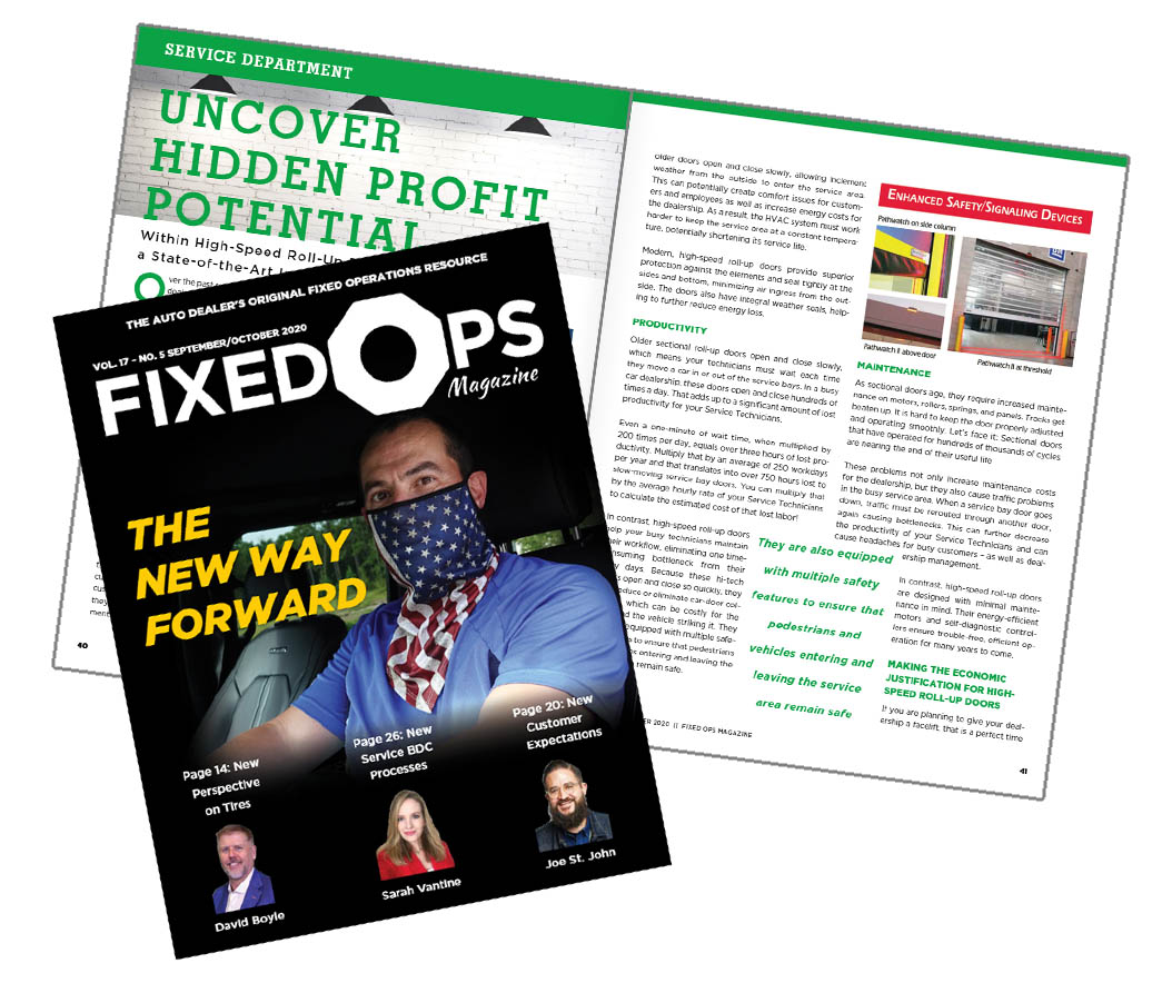 Rytec Fixed Ops Article