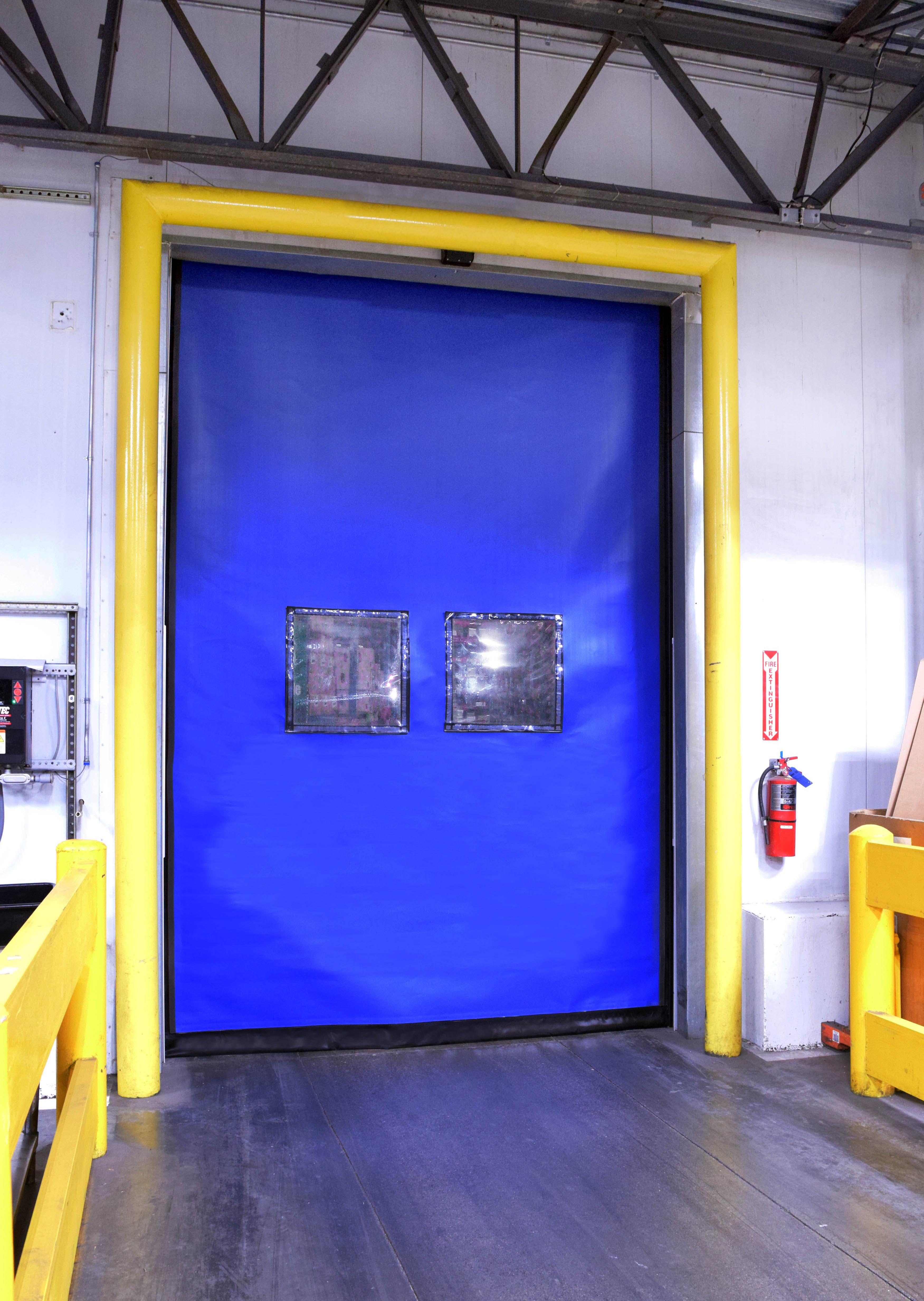 Rytec FlexTec soft edge door