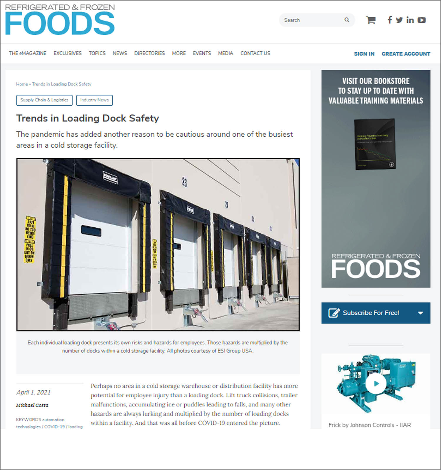 Rytec in Refrigerated & Frozen Roods