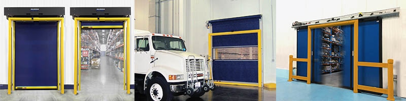 How to select the right door for your cold storage facility