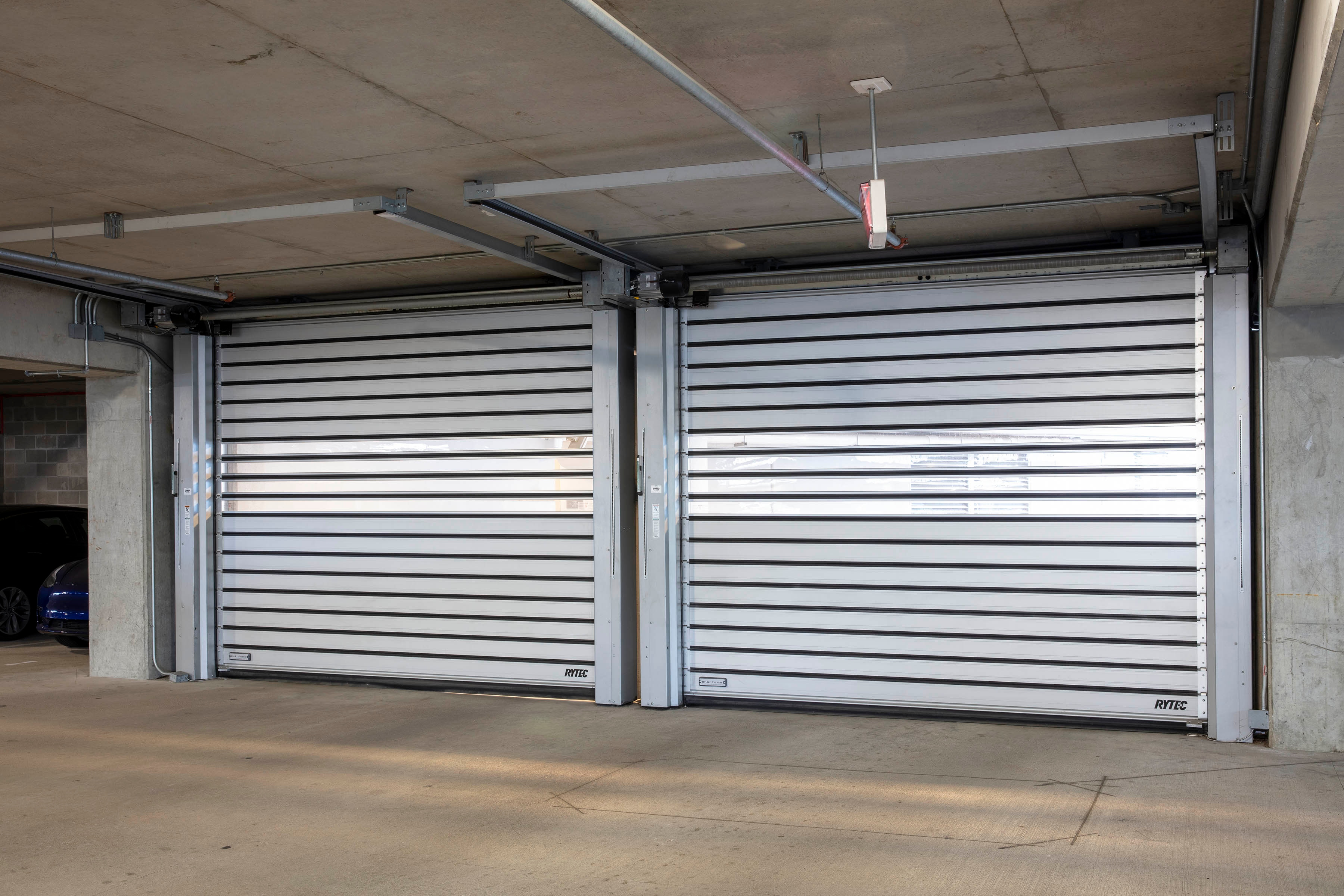Low-Headroom Doors An Excellent Solution for Older Buildings