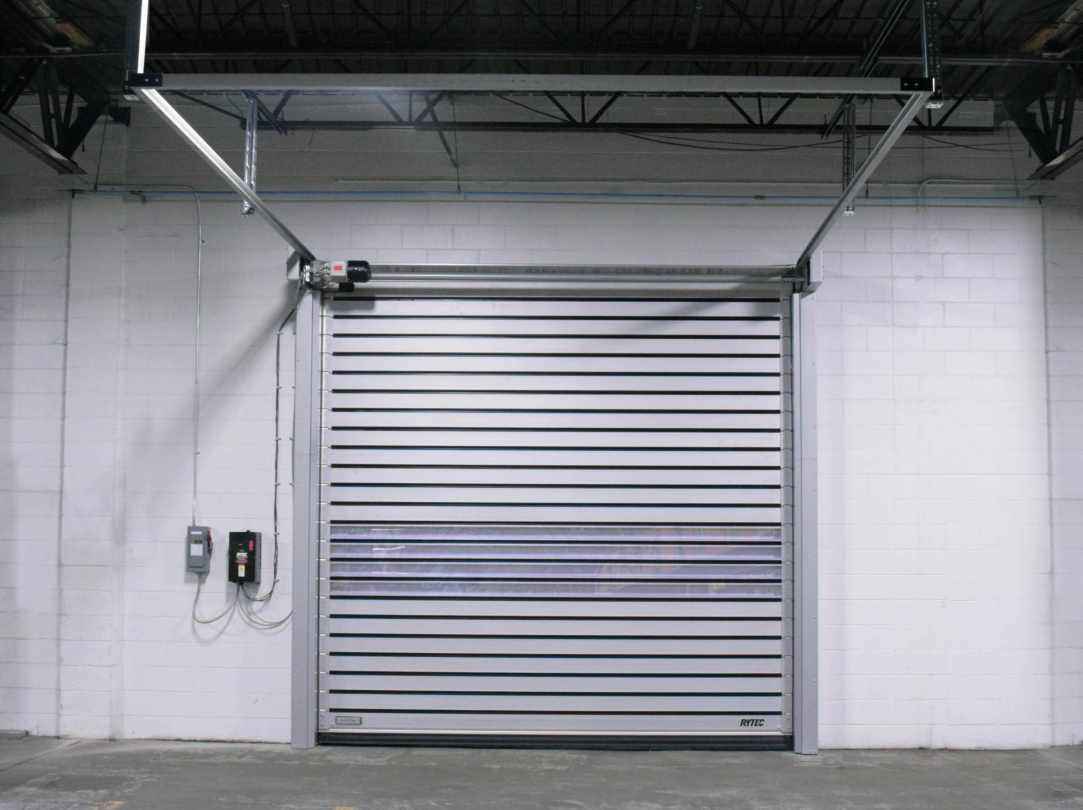 Spiral High Performance Door