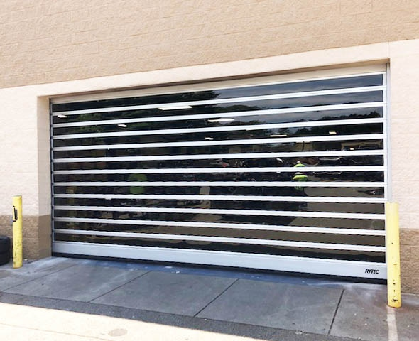 Auto dealerships: Keep it cool with tinted vision slats