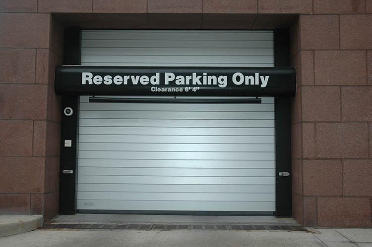 How high-performance doors enhance building security