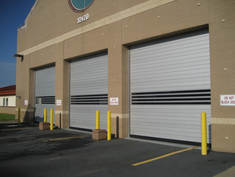 Rytec Spiral   Speed Door   Rytec Doors