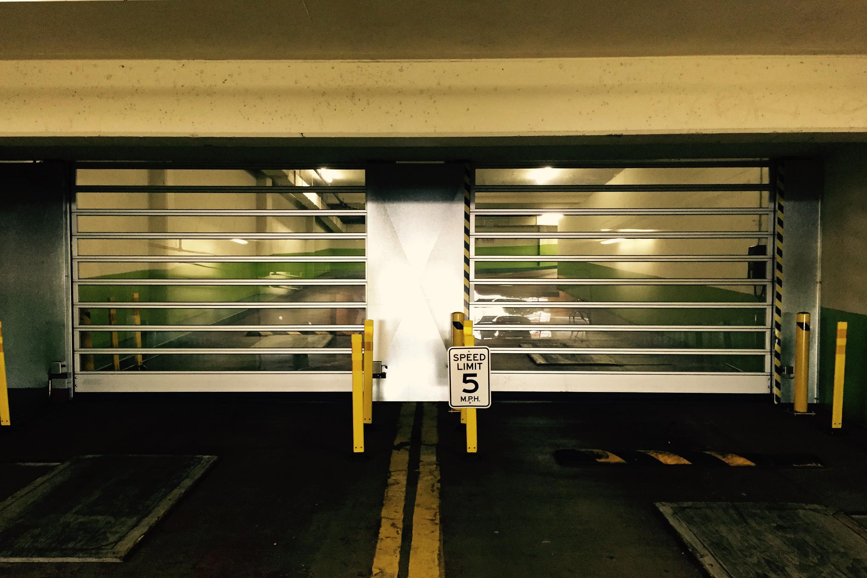 Apartment Garage Doors Underground Parking Garage Doors
