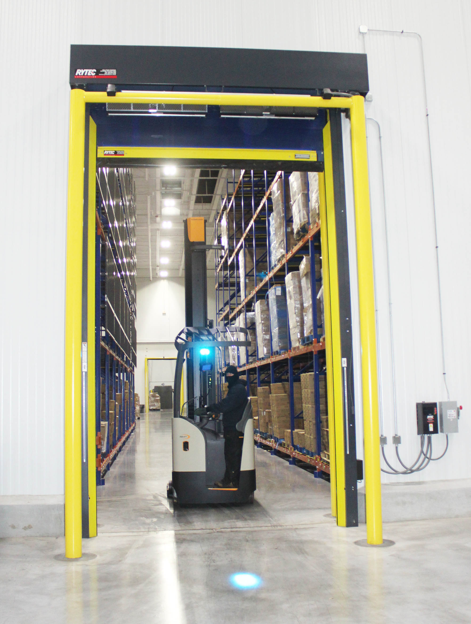 Worker Safety in Manufacturing and Warehousing Operations