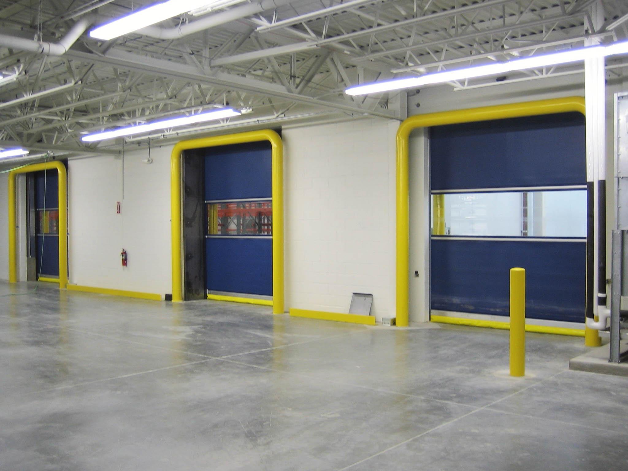 Food Processing Doors