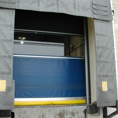 loading zone door