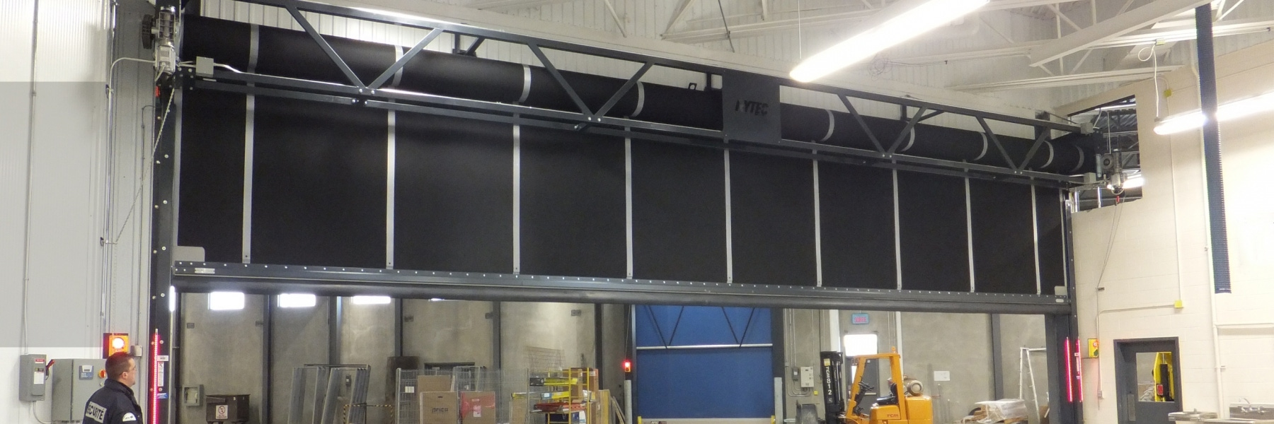 rolling warehouse door