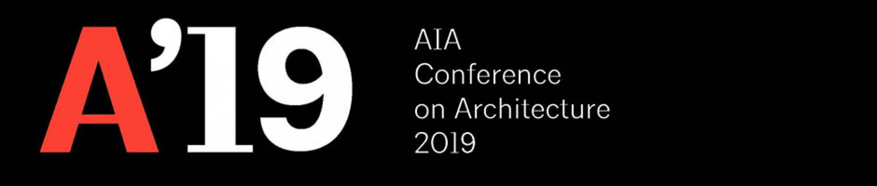 AIA Conference 2019