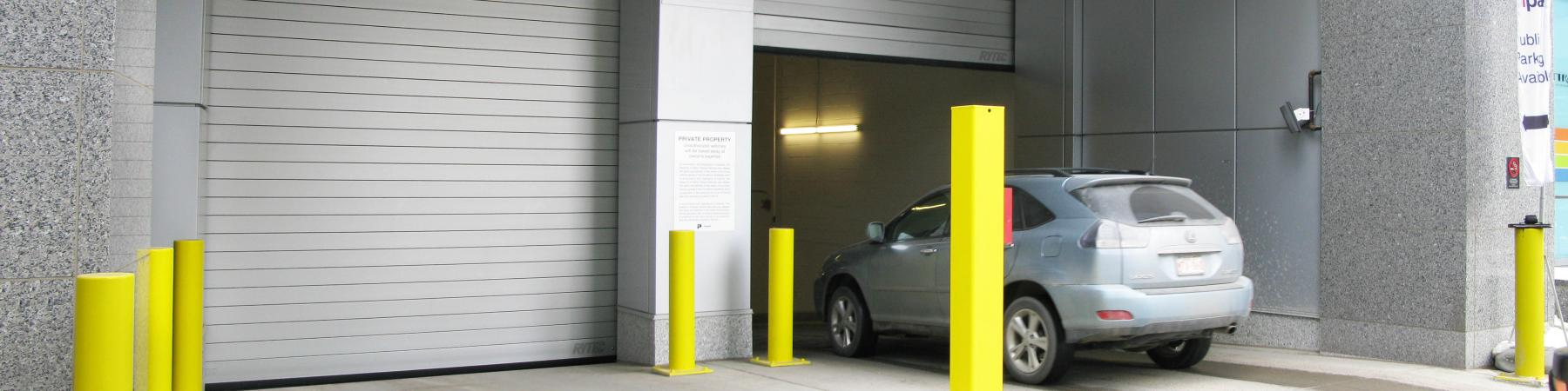 Rytec Parking Doors
