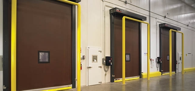 warehouse high performance door