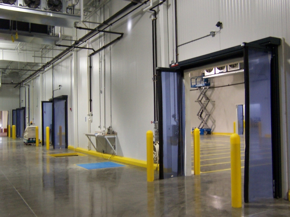 Pneumatic Door Fast Fold Rytec Doors
