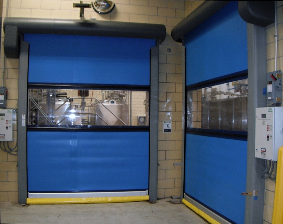 Advanced Composites for Advanced Form and Function & Plexline Rytec | Warehouse Doors | Industrial Roll Up Doors | High ...