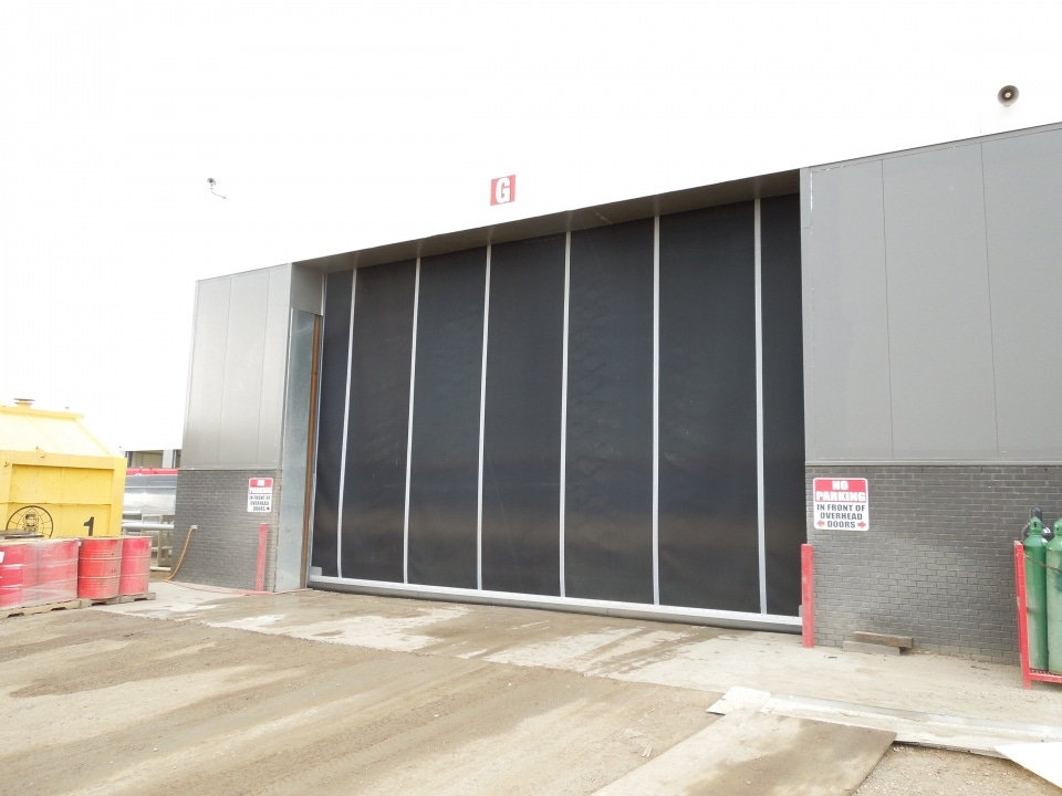 Rytec Powerhouse Xl Industrial Rubber Doors Rytec Doors