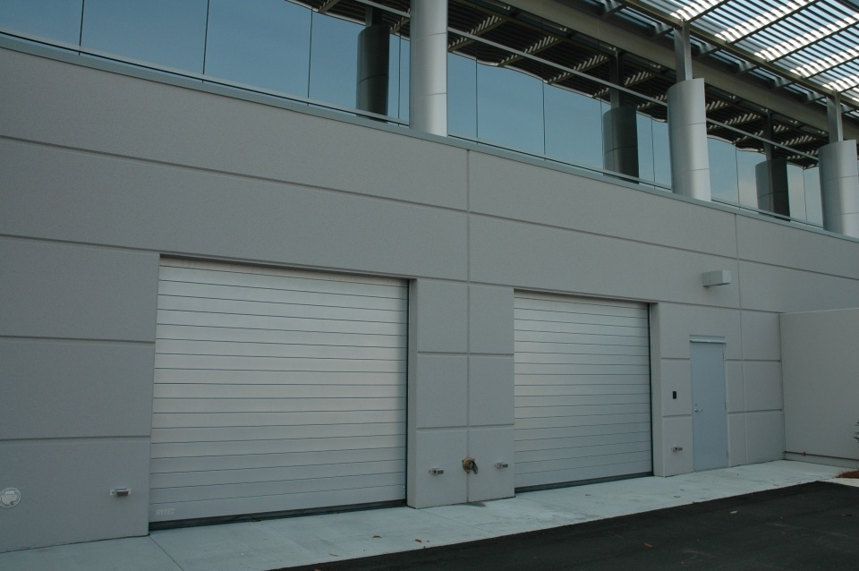 High Security High Speed and Architectural Style - All in One Door & Rytec Spiral | Speed Door | Rytec Doors