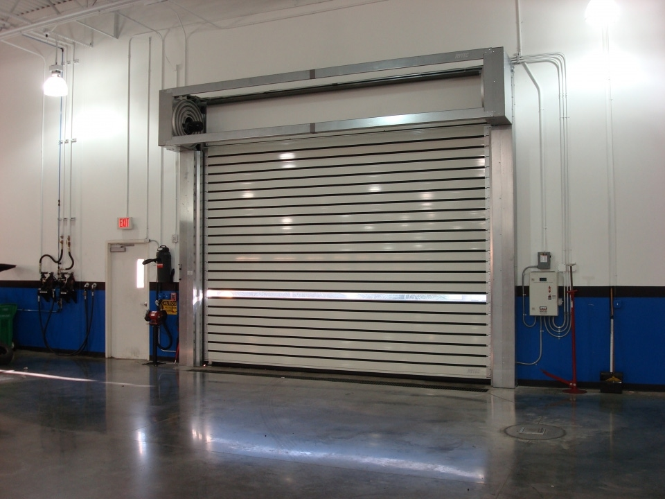 Rytec Spiral Speed Door Rytec Doors