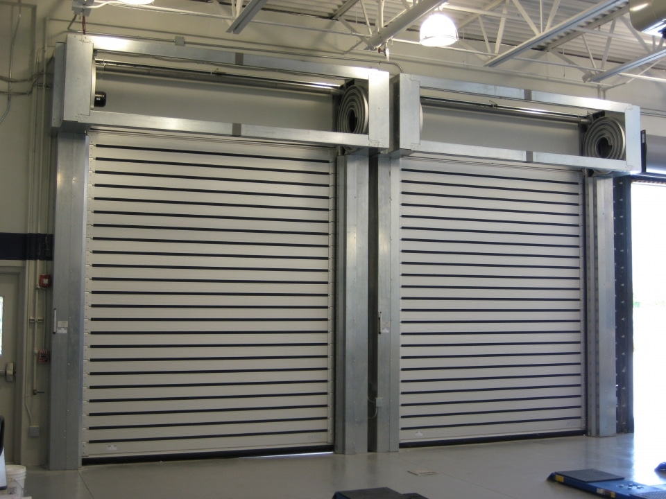 Rytec Spiral Hz Hurricane Garage Doors Rytec Roll Up