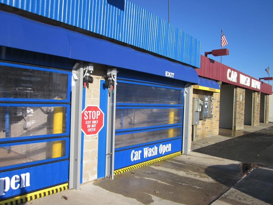 Wyndstar Doors Car Wash Doors Rytec Doors