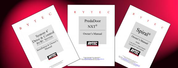 Manuals and Documents
