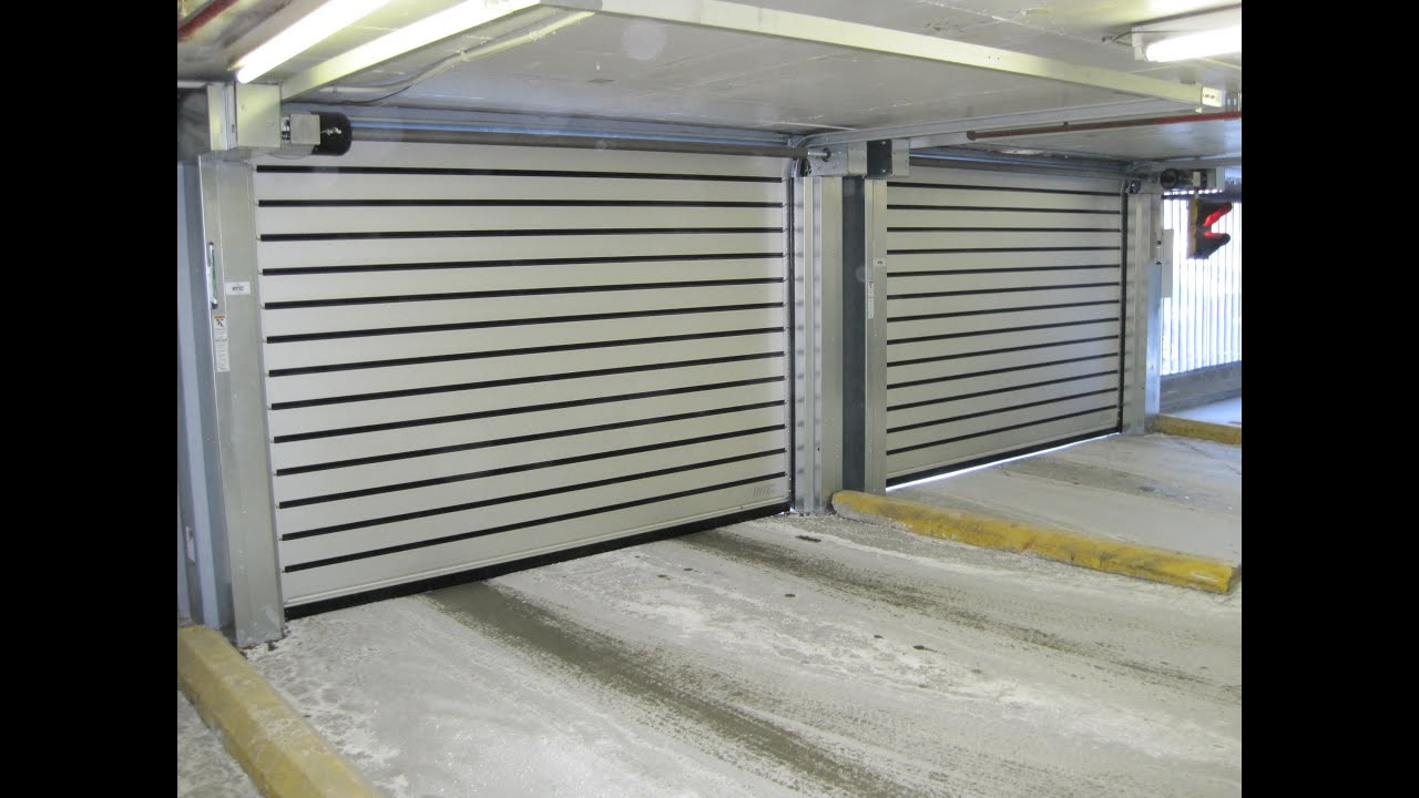 low clearance garage doorRytec Spiral LH  Low Clearance Garage Door  Rytec Doors